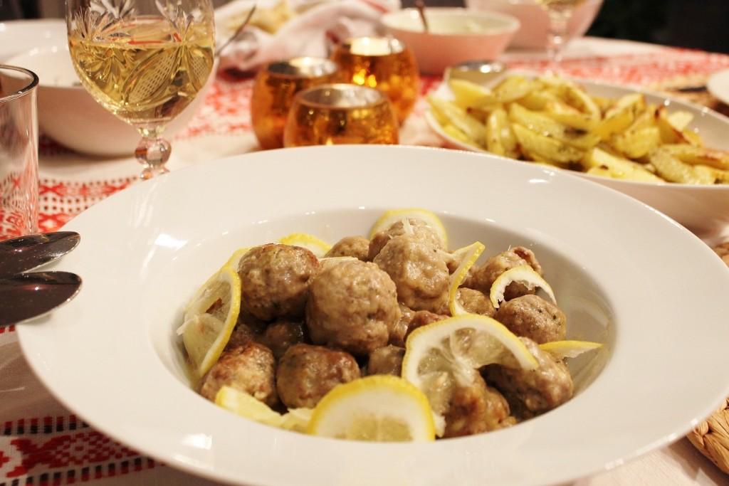 sisilialaiset lihapullat