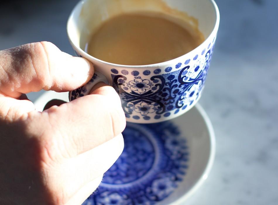 Nespresso-hetkeni