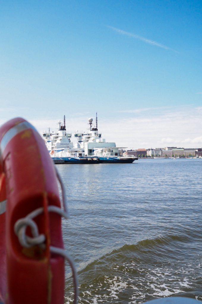 Helsinki-mereltä