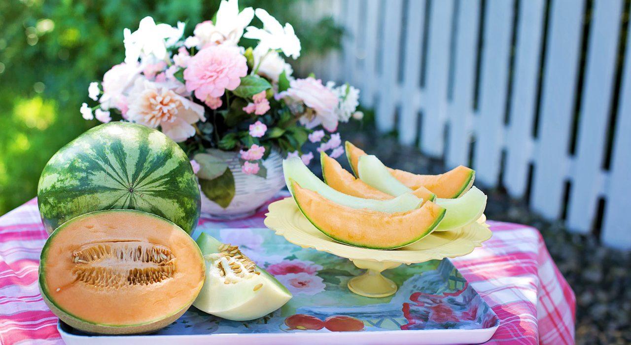 Hoikistava hunajameloni