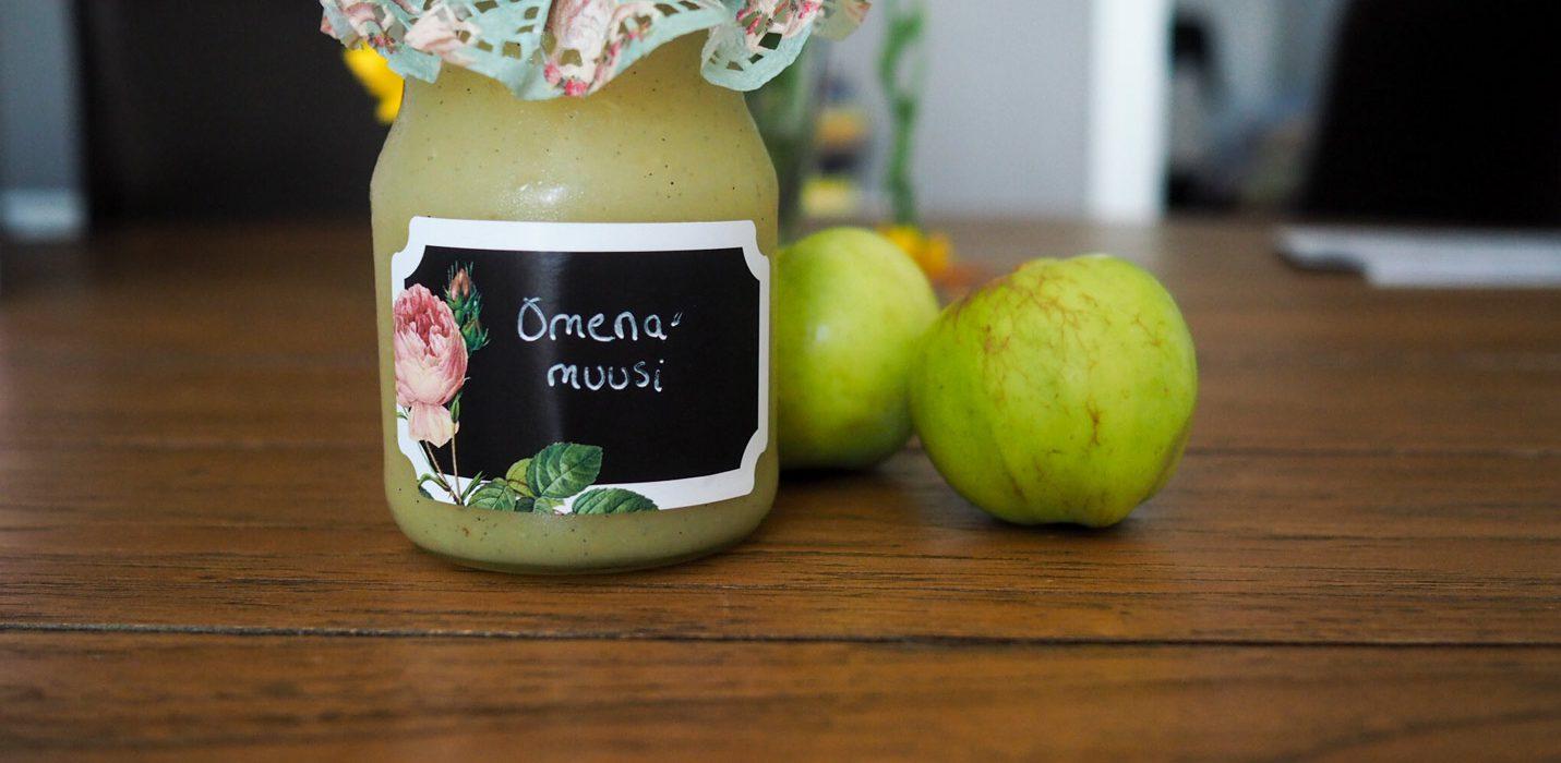 Omenamuusi