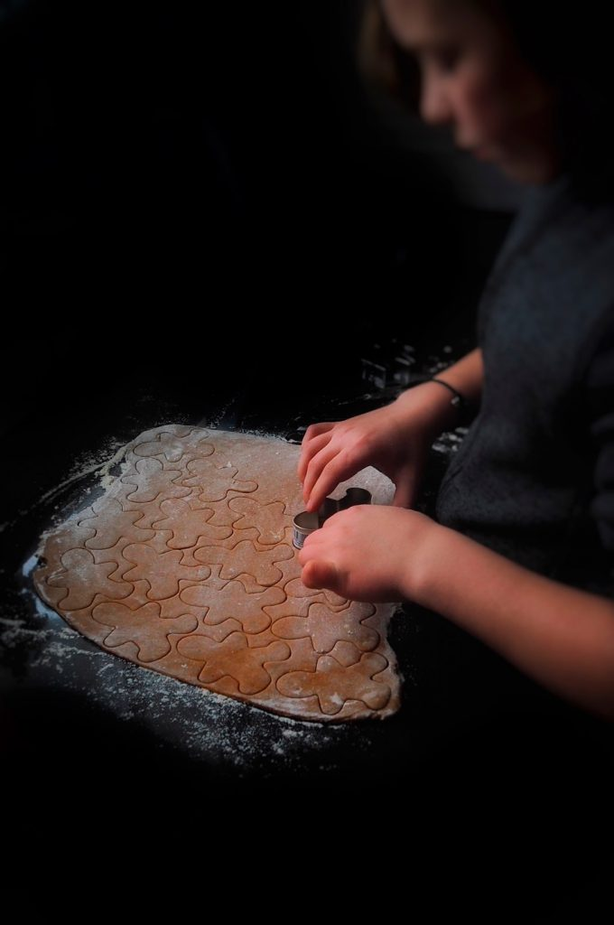 piparkakkujen-leivonta