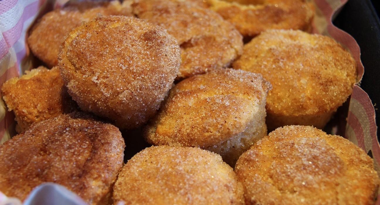 Ranskalaiset aamiasmuffinsit