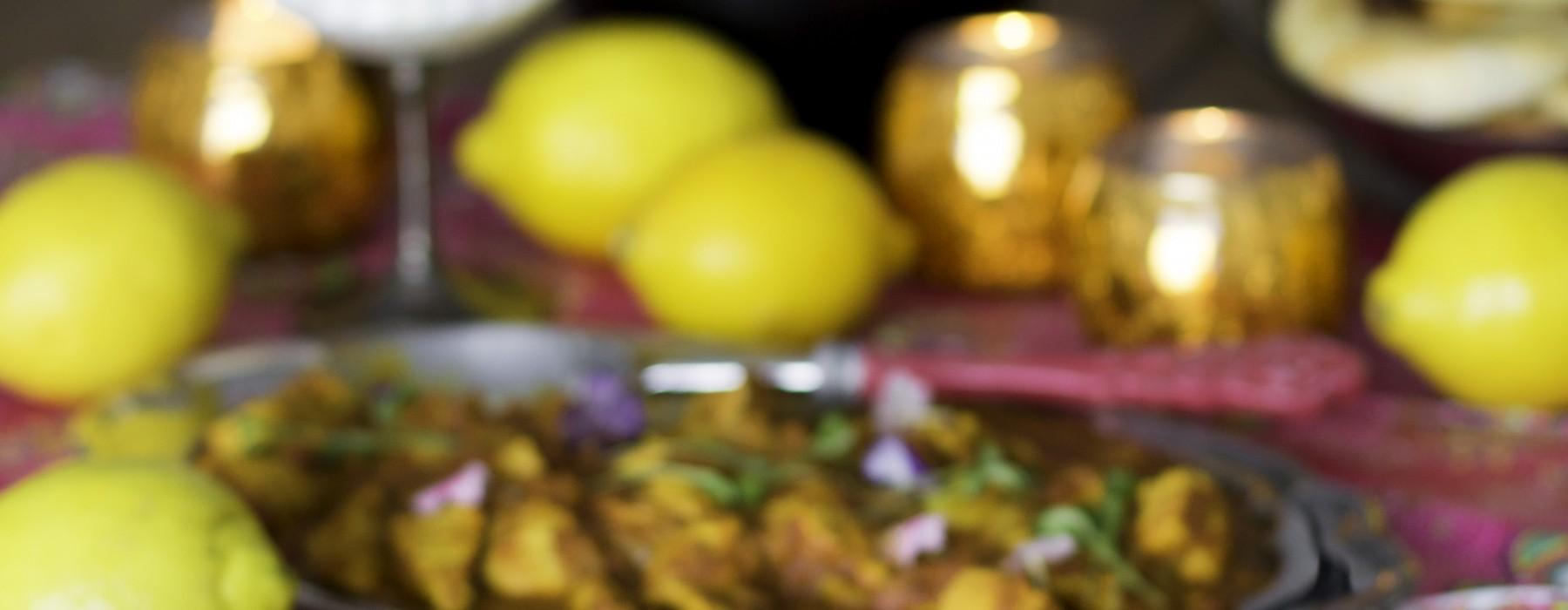 Kardemummainen broilericurry