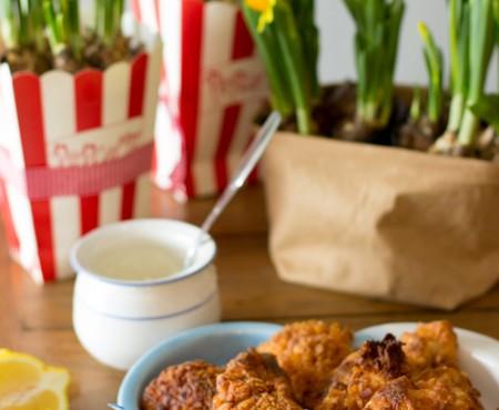 Crispy southern chicken
