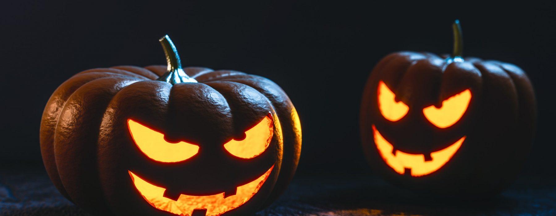 Halloween inspiraatio