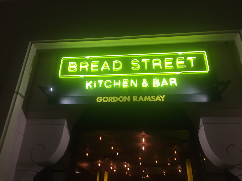 Bread Street Kitchen Dubai