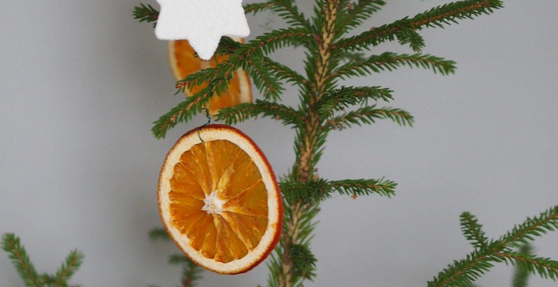 Kuivatut appelsiiniviipaleet