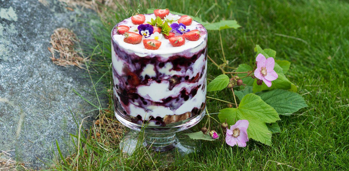 Marja-trifle