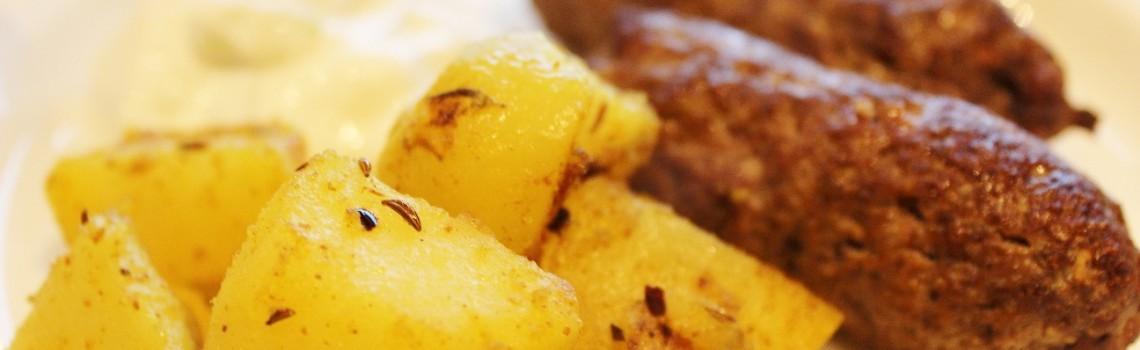 Intialainen kebab