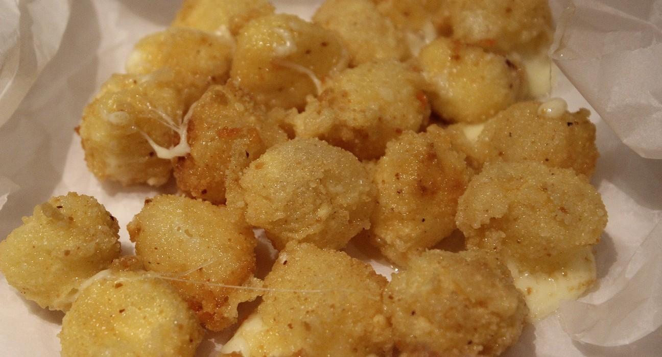 Mozzarelline croccanti