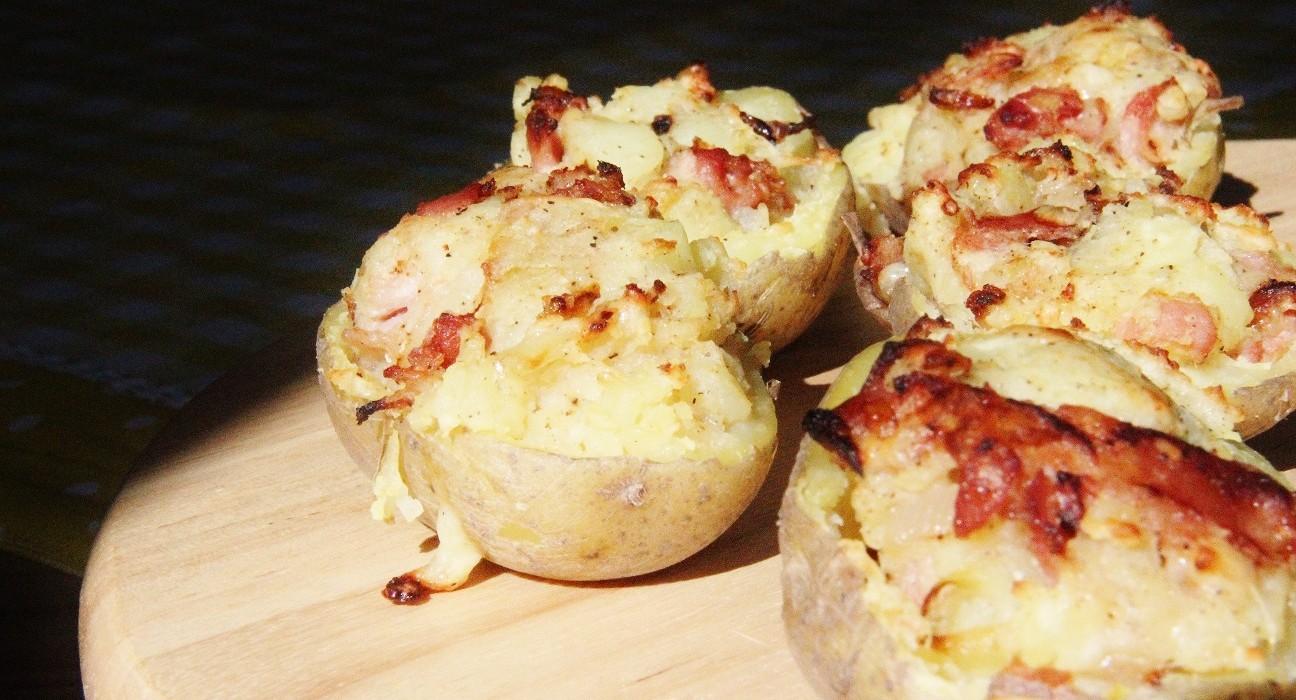 Potato Skins (perunaveneet)