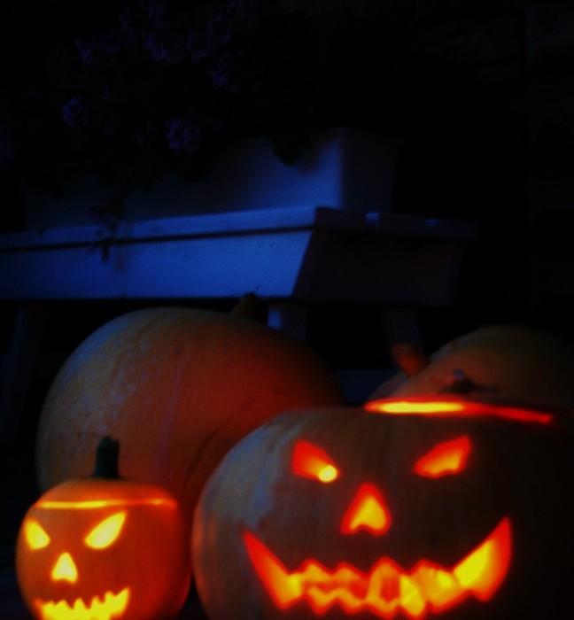 Halloweenin viettoa vuosien varrelta ja muutama resepti