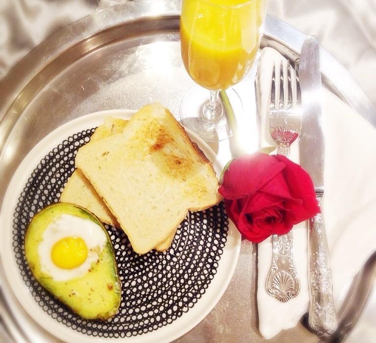 Aamiais-avokadot