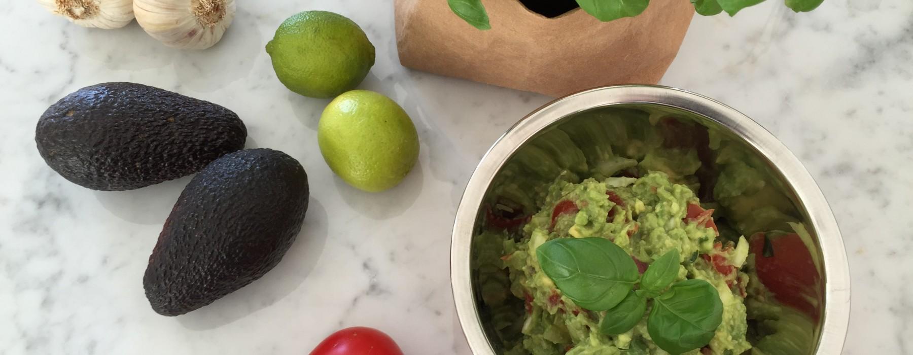 Mihin kaikkeen guacamolea voi käyttää