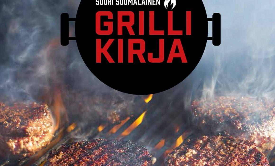 Suuri Suomalainen Grillikirja