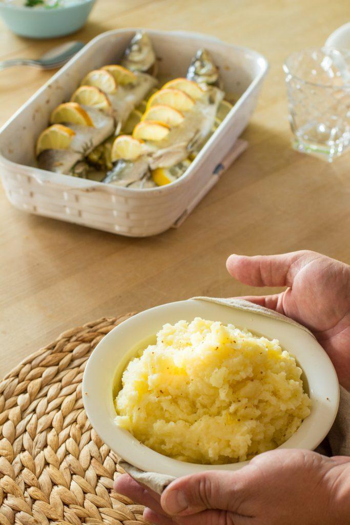 Siikaa-uunissa-ja-pehmeä-perunamuusi