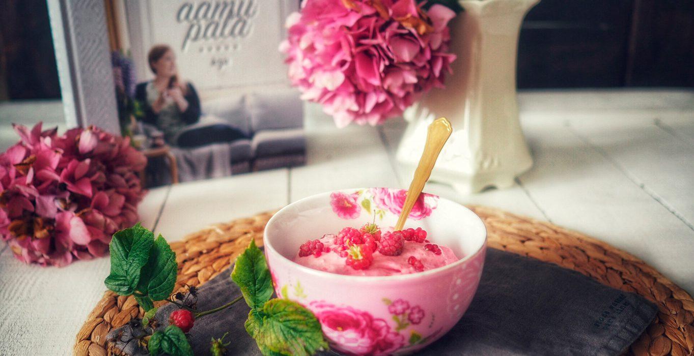 Vegaanin aamupalakirja