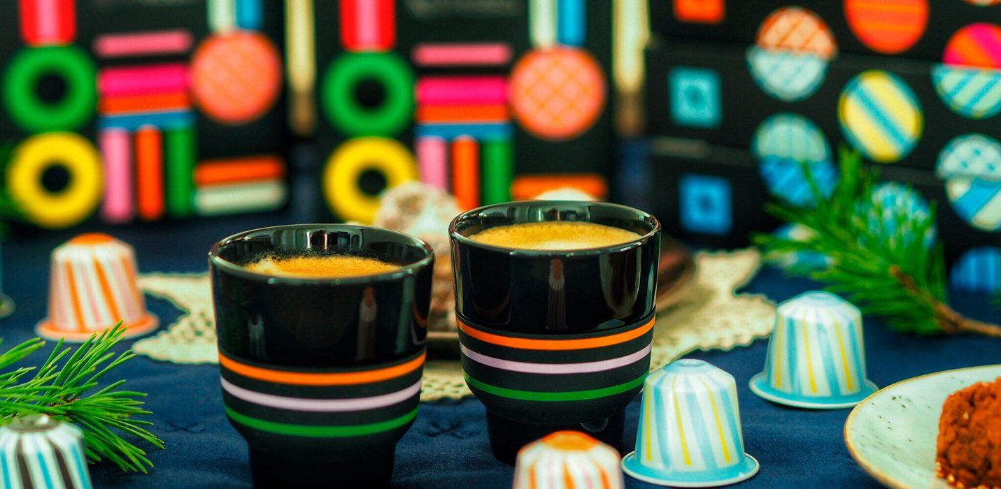 Juhlakauden kahvit ja herkulliset suklaapallot