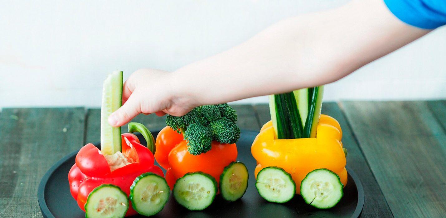 Väri-ilottelua Ruokarauhaa-blogissa