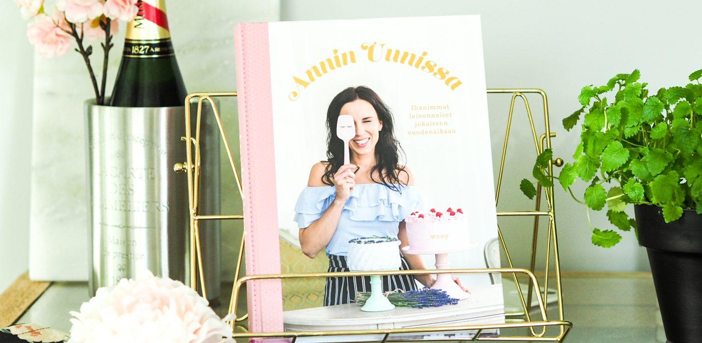 Annin Uunissa – Ihanimmat leivonnaiset jokaiseen vuodenaikaan