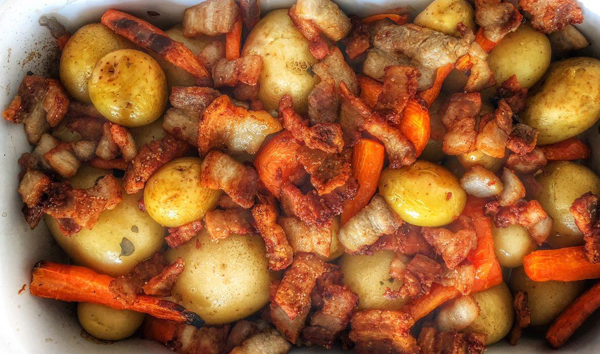 Liha-perunavuoka
